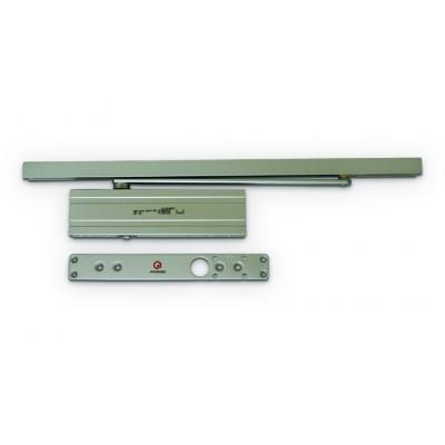 Доводчик FARGO IF66 скрытая (врезная) установка, со скользящим каналом, усилие EN3