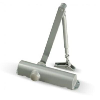 Доводчик TESA CT 1000 EN2/3, с рычажной тягой, цвет - серебро